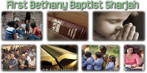 First Bethany Baptist Sharjah UAE